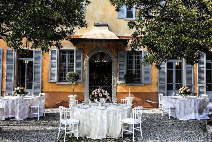 Matrimonio sul Lago di Como - ApeRegina Pizzeria Mobile