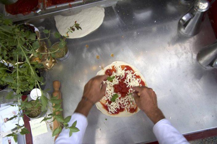 Orticolario Villa Erba ApeRegina Pizzeria