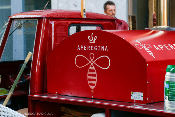 Aperegina - Ape Pizza - Street Food
