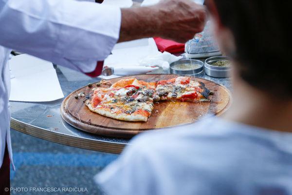 Aperegina - Ape Pizza - Street Food
